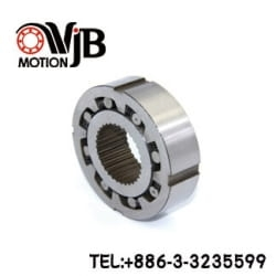 size one way bearing